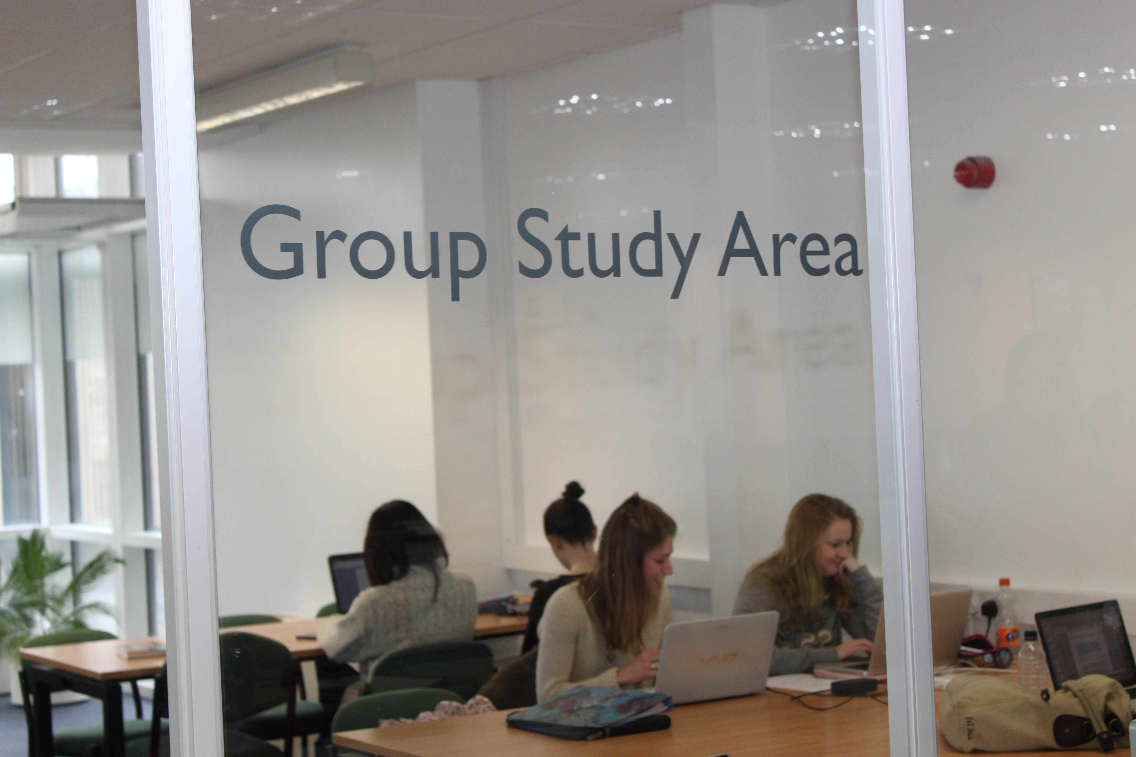 University Of Bath Library Study Rooms