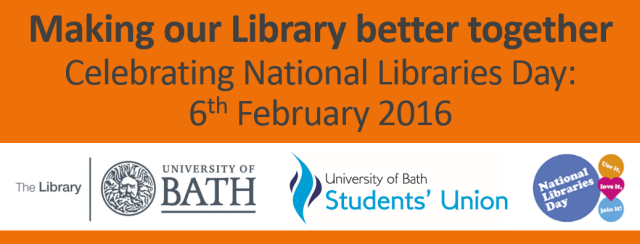 Making our Library better together 2016