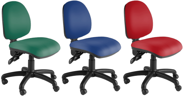 New Coast Chairs for Library L2, L4 and L5