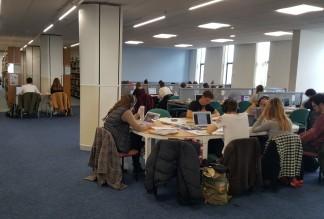 Level 5 East study area