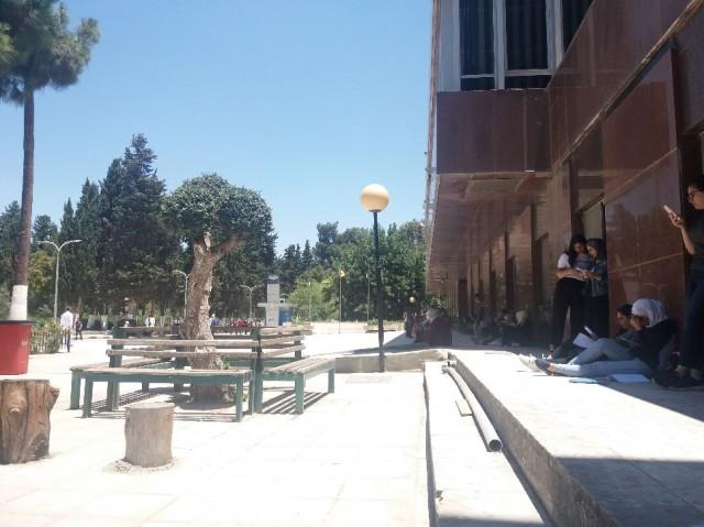 University of Jordan Library